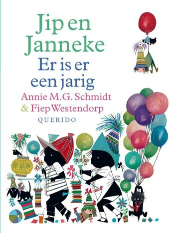Jip en Janneke / Er is er een jarig (e-book)