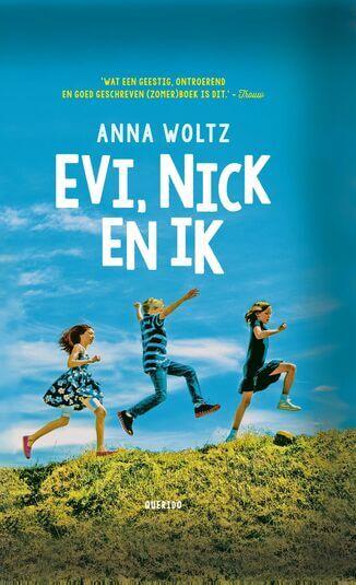 Evi, Nick en ik (e-book)