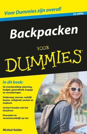Backpacken voor Dummies (e-book)
