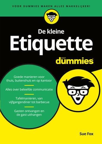 De kleine etiquette voor dummies (e-book)