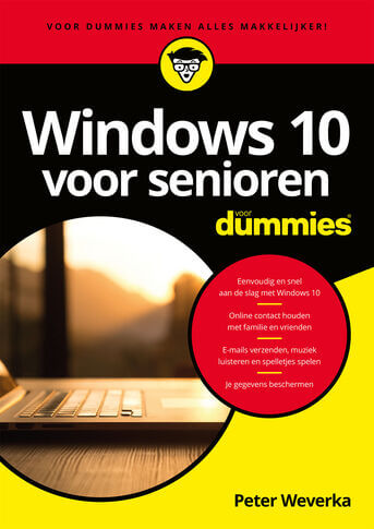 Windows 10 voor senioren voor Dummies (e-book)