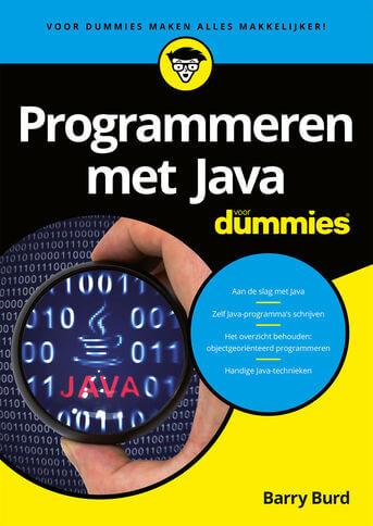 Programmeren met Java voor Dummies (e-book)