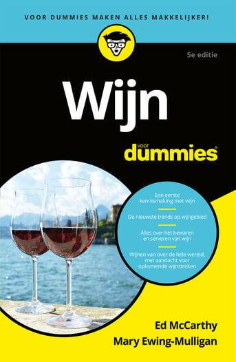 Wijn voor Dummies (e-book)