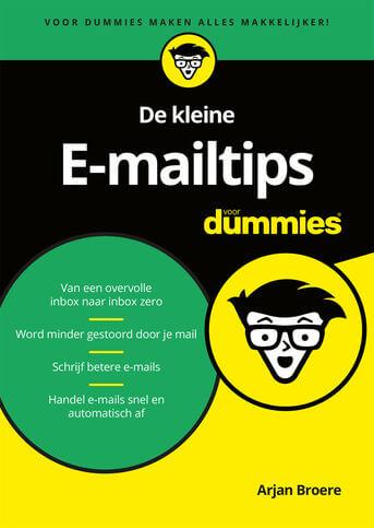 De kleine E-mailtips voor Dummies (e-book)