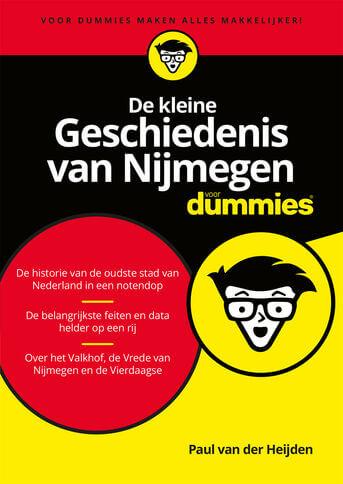 De kleine Geschiedenis van Nijmegen voor Dummies (e-book)
