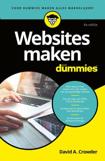 Websites maken voor Dummies (e-book)