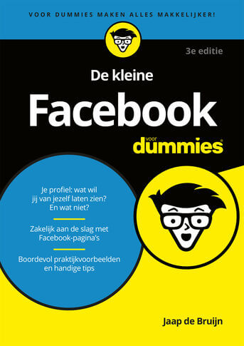 De kleine Facebook voor Dummies (e-book)