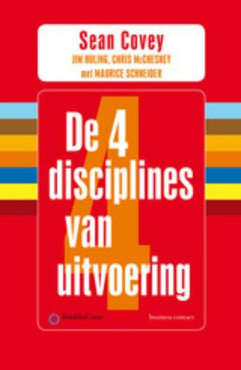 De 4 disciplines van uitvoering (e-book)