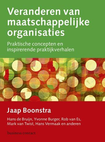 Veranderen van maatschappelijke organisaties (e-book)
