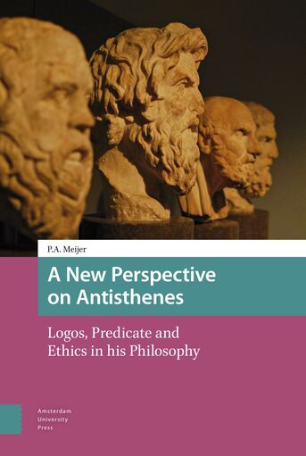 A New Perspective on Antisthenes (e-boek)