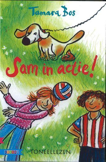 Sam in actie! (e-book)