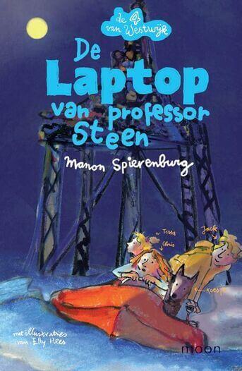 De laptop van professor Steen (e-book)