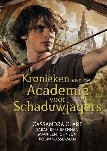 Kronieken van de Academie voor Schaduwjagers (e-book)