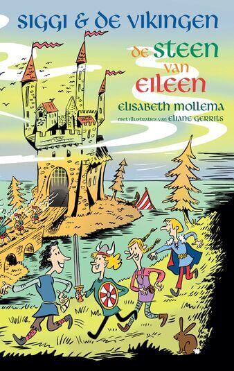 Siggi & de Vikingen - De steen van Eileen (e-book)