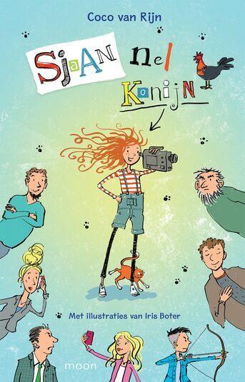 Sjaan Nel Konijn (e-book)