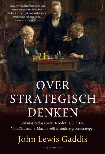 Over strategisch denken (e-book)