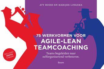 75 werkvormen voor agile-lean teamcoaching (e-boek)