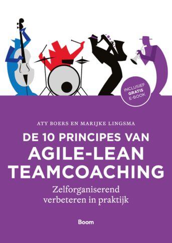 De 10 principes van agile-lean teamcoaching (e-book)