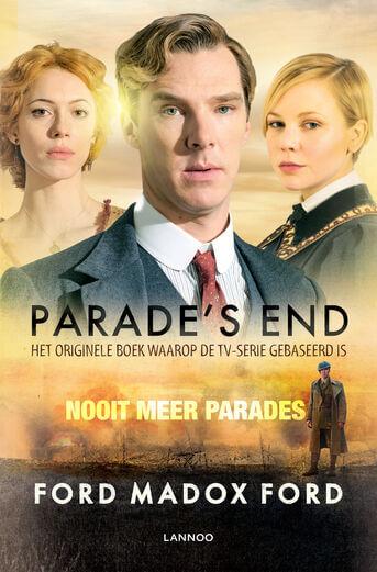 Parade's end / 2 Nooit meer parades (e-book)