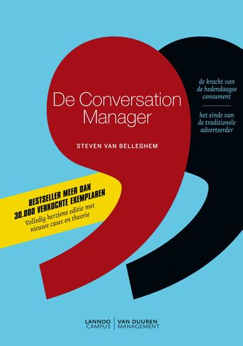 De conversation manager (e-book)