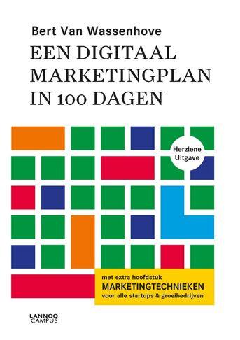 Een digitaal marketingplan in 100 dagen (e-book)
