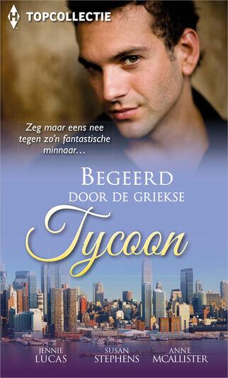 Begeerd door de Griekse tycoon (e-book)