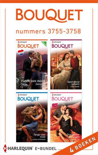 Bouquet E-bundel nummers 3755-3758 (4-in-1) (e-book)