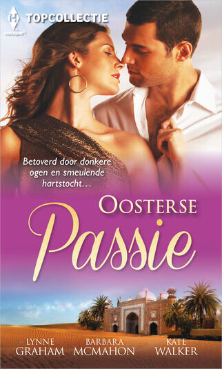 Oosterse passie (3-in-1) (e-book)