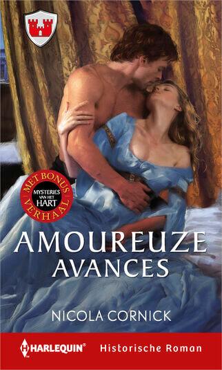 Amoureuze avances ; Mysteries van het hart (2-in-1) (e-book)