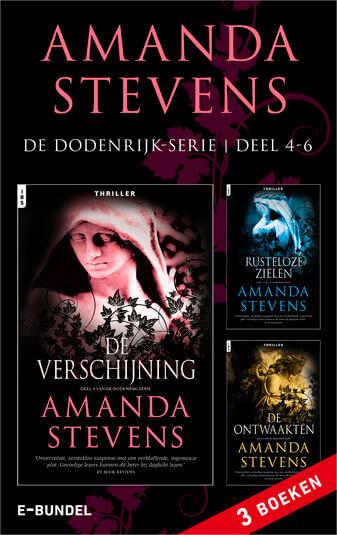 De Dodenrijk-serie (e-book)
