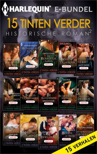 15 Tinten verder historische roman 2 (e-book)