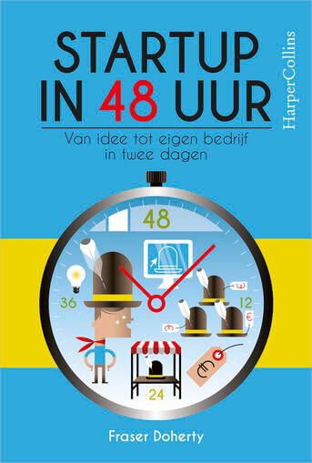 Startup in 48 uur (e-book)