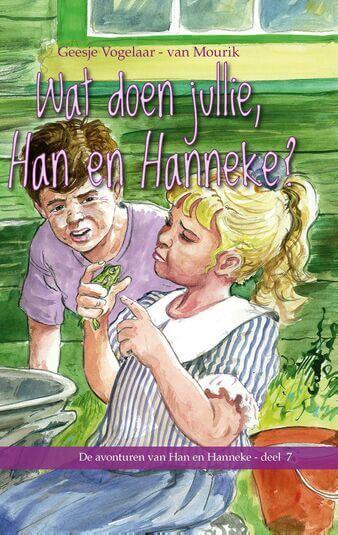 Wat doen jullie, Han en Hanneke? (e-book)