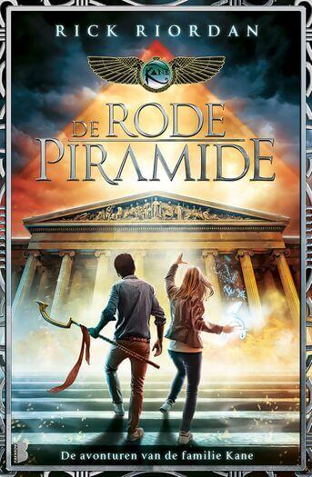De rode piramide (e-book)