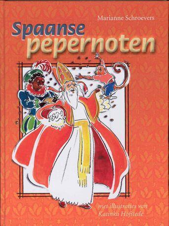 Spaanse pepernoten (e-book)