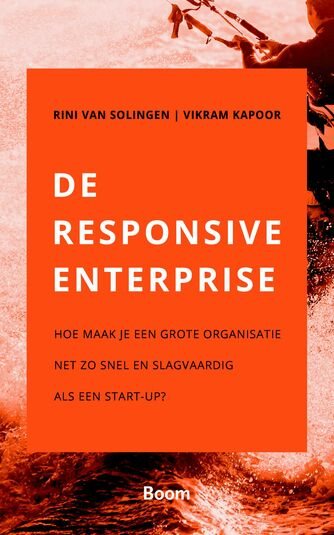 De responsive enterprise (e-book)