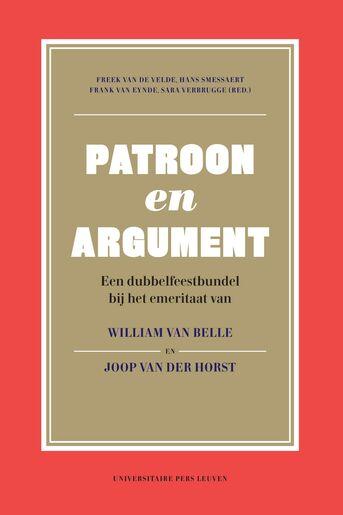 Patroon en argument (e-book)