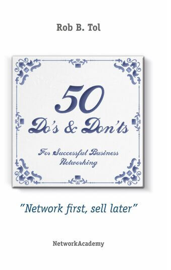 50 Do's & Don'ts for successful business networking (e-book)