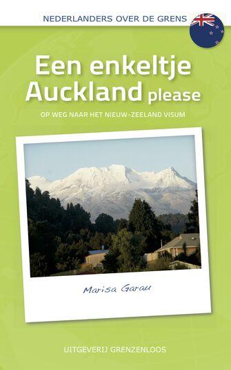 Een enkeltje Auckland please (e-book)