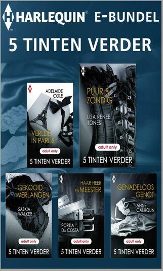 5 Tinten Verder e-bundel / 1 (e-book)