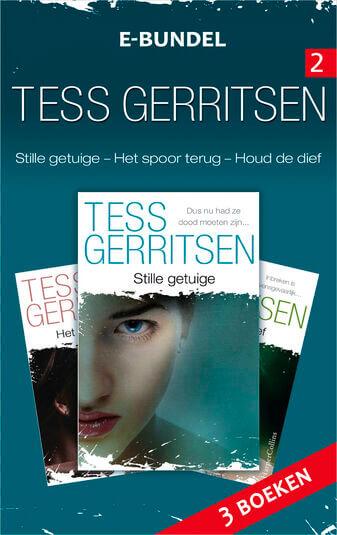 Tess Gerritsen e-bundel 2 (e-book)