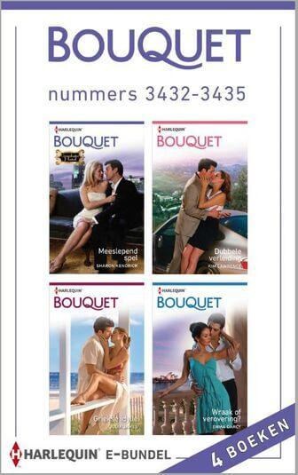 Bouquet e-bundel nummers 3432-3435 (4-in-1) (e-book)