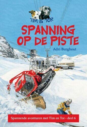 Spanning op de piste (e-book)