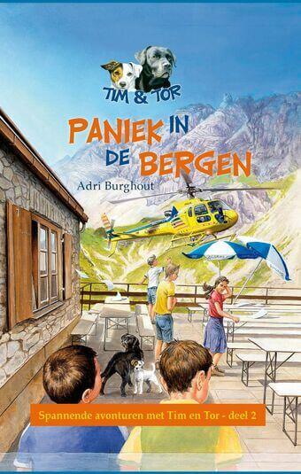 Paniek in de bergen / 2 (e-book)