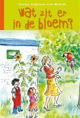 Wat zit er in de bloem? (e-book)