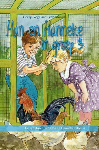 Han en Hanneke in groep 3 (e-book)